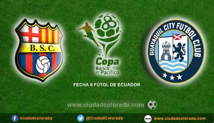 Barcelona vs Guayaquil City