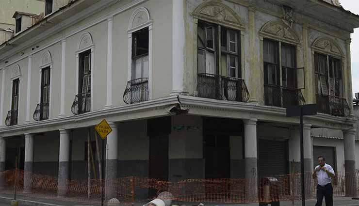 Municipio de Guayaquil, bien inmueble, museo de cacao,