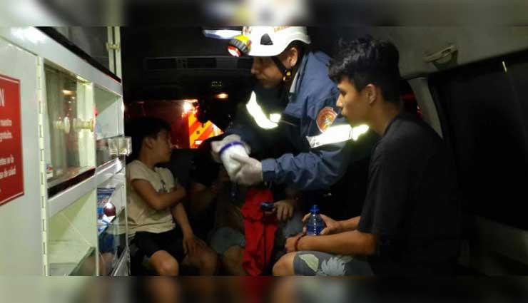 Bomberos, Guayaquil, seguridad, ECU911
