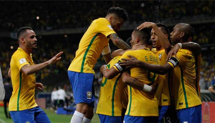 FIFA, Brasil, Alemania, Fútbol, Copa Mundial Rusia 2018