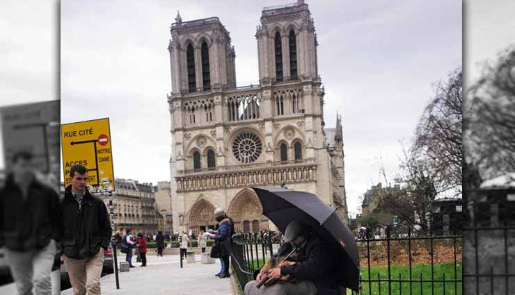 Francia, Catedral, Notre Dame,