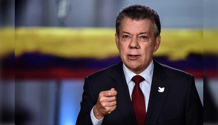 Colombia, FARC, Juan Manuel Santos, conflictos