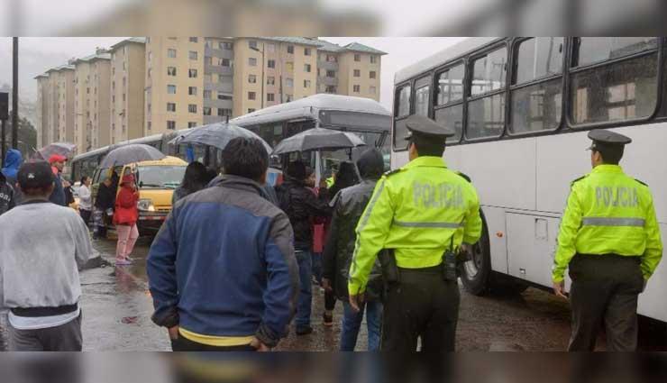 Quito, Comisión de Movilidad del Consejo de Quito, Peajes, Protestas