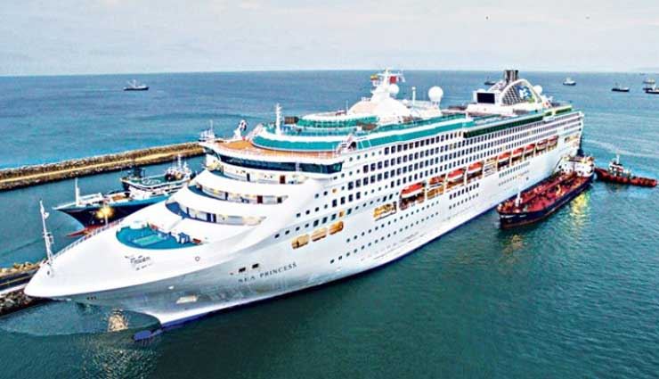 cruceros, Manta, Municipio, Turistas,