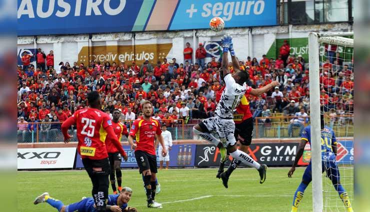 Deportivo Cuenca, Delfín, Fútbol, Resultados