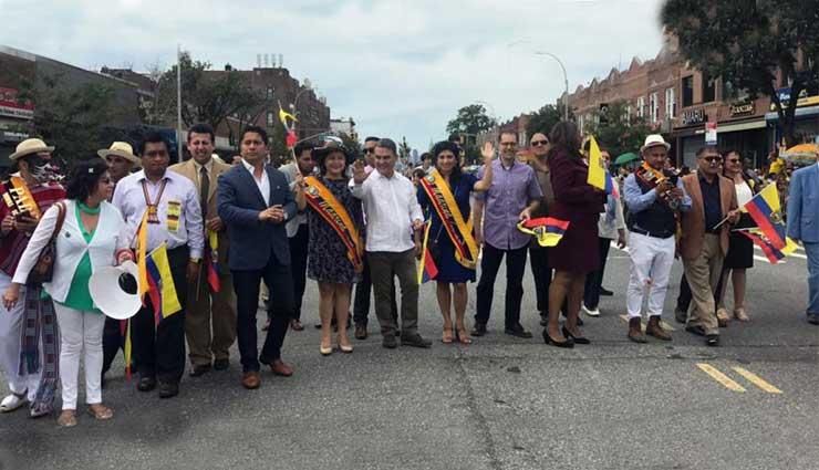 New York, Desfile, Asamblea Nacional, José Serrano