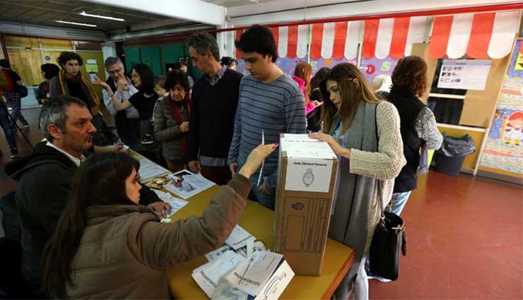 Elecciones, Argentina, Mauricio Macri, Cristina Fernández