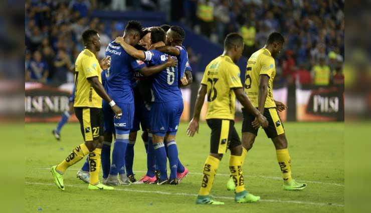 Emelec, Fuerza Amarilla, Fútbol, Resultados