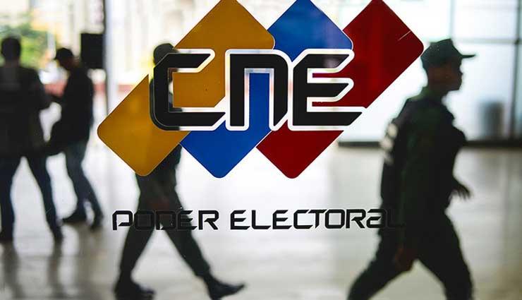 Venezuela, CNE, Hackean, Gobierno