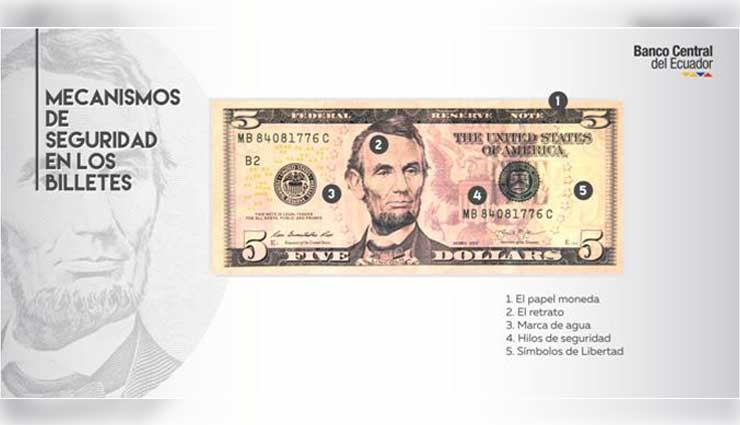 BCE, Billetes Falsos, Economía,