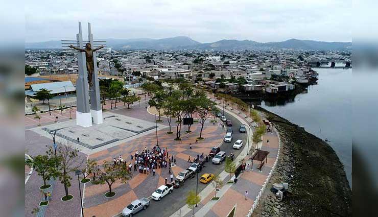 Guayaquil, Jaime Nebot, Obras Públicas, Municipio de Guayaquil