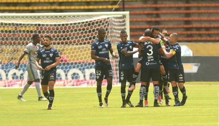 Independiente del Valle, Emelec, Fútbol, Fútbol En vivo