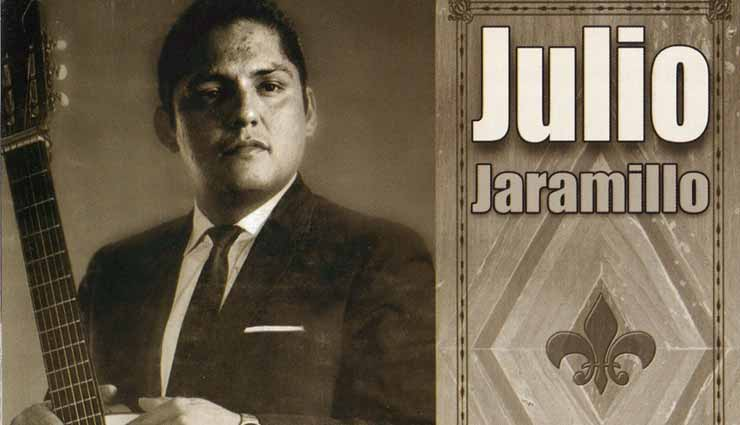 Julio Jaramillo, Cantante Ecuatoriano, Ecuador,