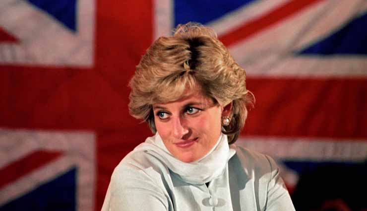 Lady Diana de Gales,