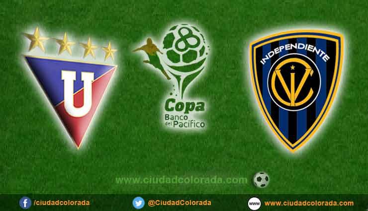 Liga de Quito vs Independiente