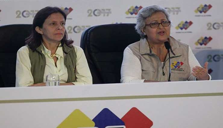 CNE, Venezuela, Smarmatic