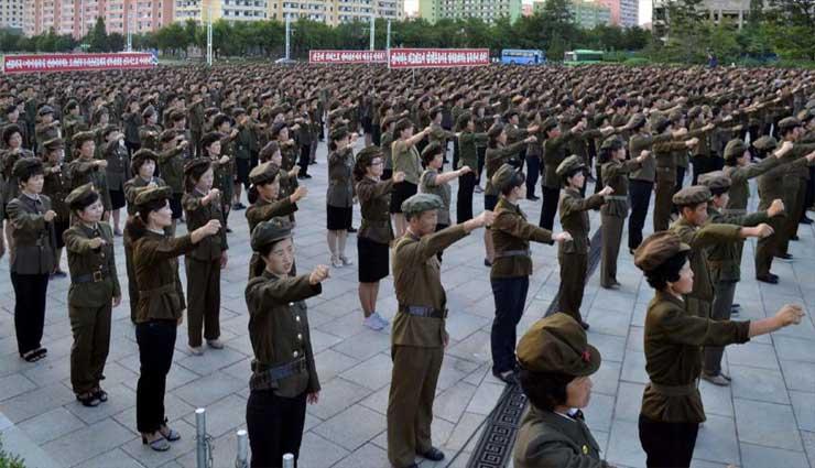 Estados Unidos, Corea del Norte, Conflictos, Guerra