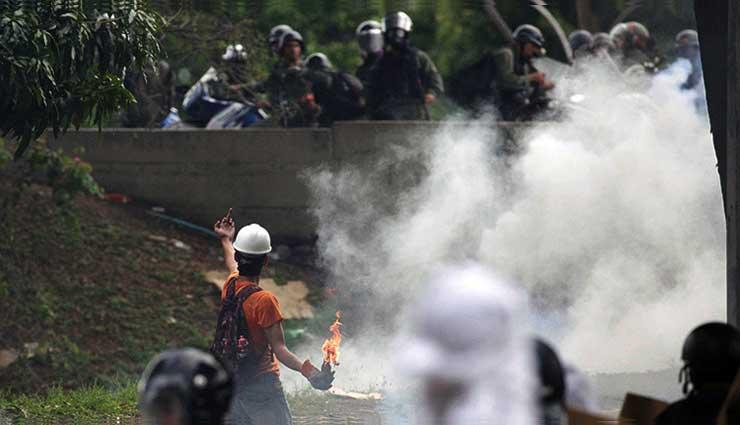 Venezuela, Oposición, Violencia, Crisis en Venezuela