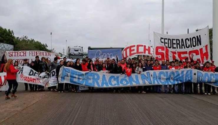 Argentina, UBA, Docentes, Paro, Protestas