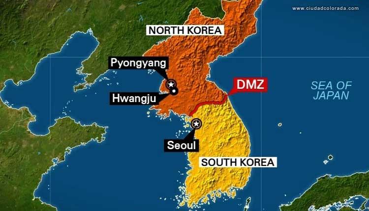 Corea del Sur, Península de Corea, guerra, Corea del Norte