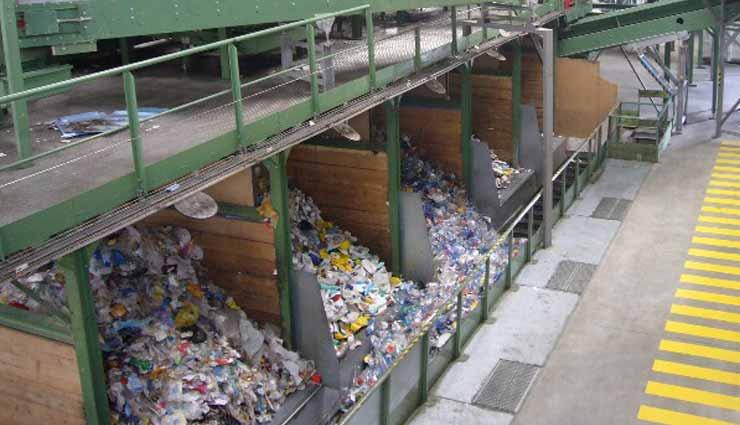 planta reciclaje, La Concordia, Santo Domingo,