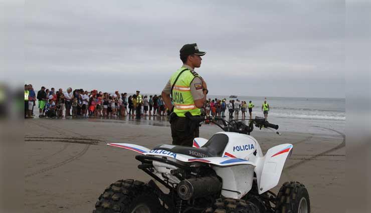 Ministerio del Interior, Policía Nacional, Feriado, 10 de Agosto