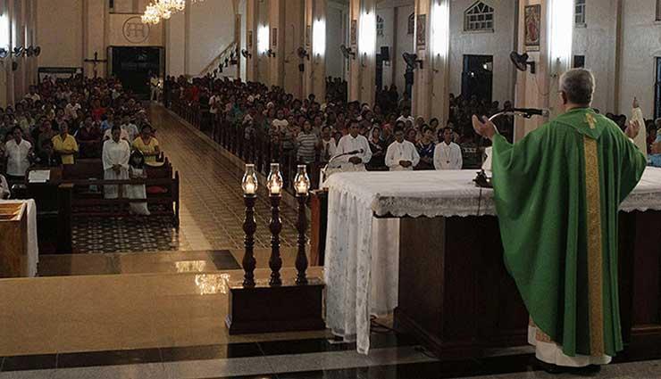 Sacerdote, Detención, Filipinas