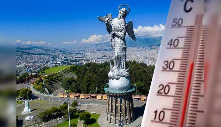 Quito, Clima, Temperatura, Calor