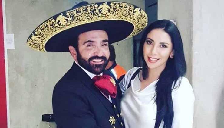 Vicente Fernandez, Karina Ortegon, Mexico,