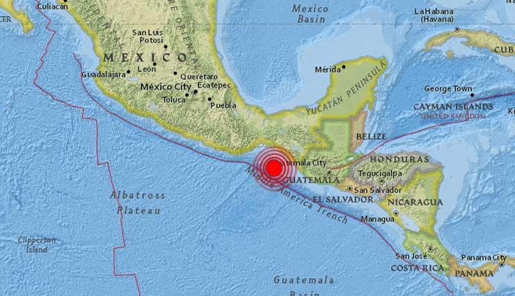 México, Tsunami, Terremoto, Sismo, Alerta