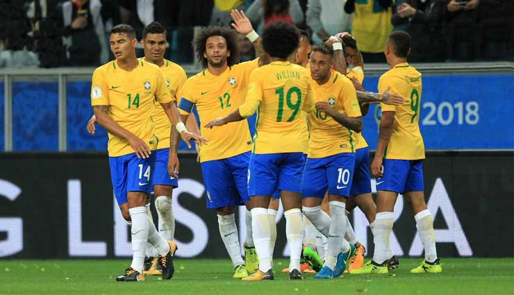 Brasil, Ecuador, Resultados, Fútbol, Rusia 2018