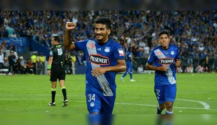 Emelec, Deportivo Cuenca, Fútbol, Resultados