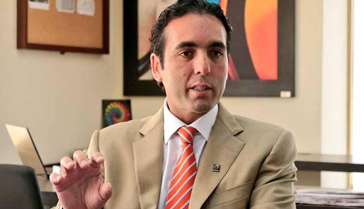 Pablo Campana, Ministro de Comercio Exterior, Ecuador, China,
