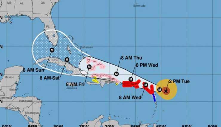 Miami, EEUU, Estados Unidos, Huracán, IRMA