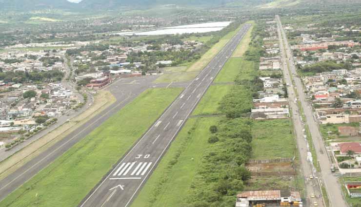 aeropuerto, Santo Domingo, Municipio,