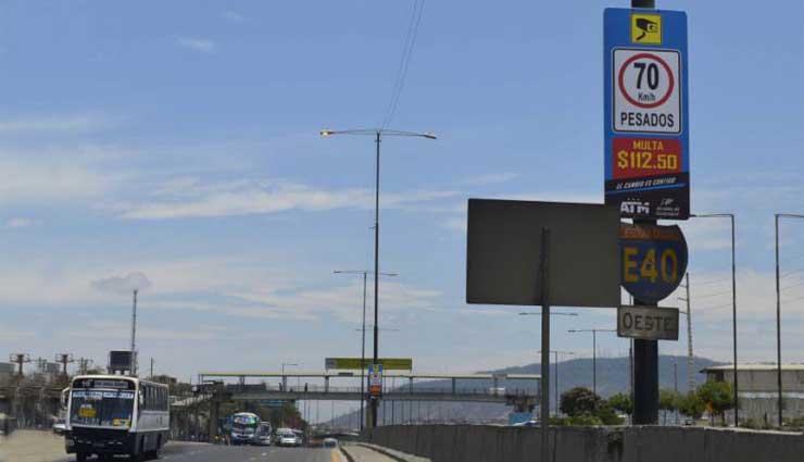 ATM, Guayaquil, CTE, Tránsito y seguridad vial