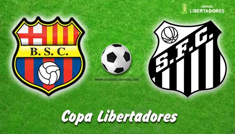 Barcelona SC vs. Santos
