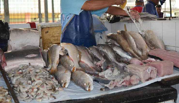 Comerciantes, Mariscos, Santo Domingo,