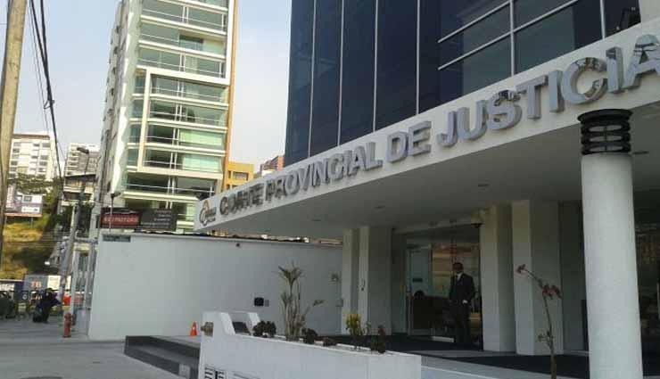 Corte de Justicia, Pichincha,