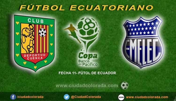 Dep. Cuenca vs. Emelec