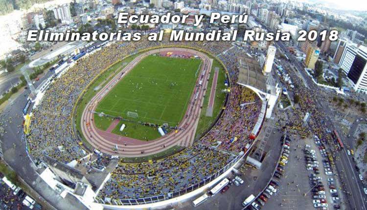 Aún hay entradas disponibles para ver Ecuador vs. Perú en Quito
