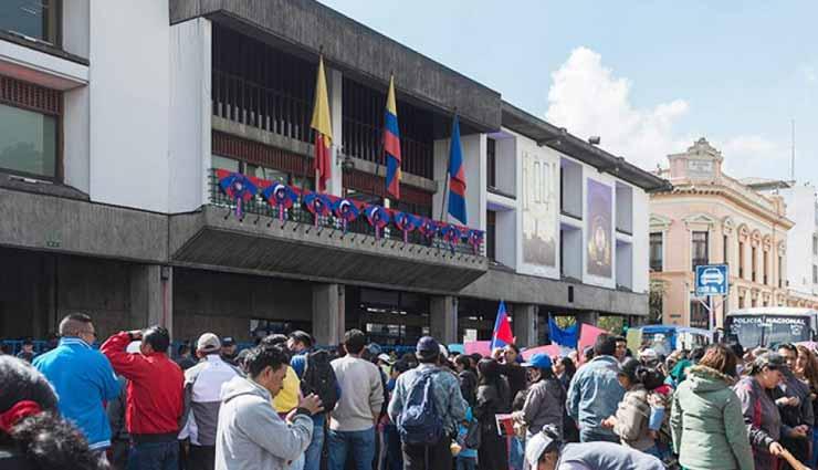 Municipio de Quito, Mauricio Rodas, Retorno a Clases,