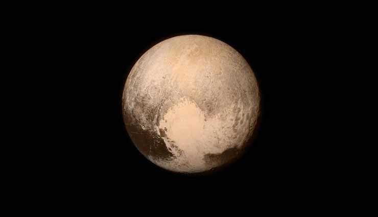 Ciencia, Plutón,