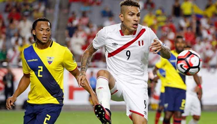 Ecuador, Perú, Selección,