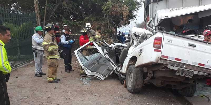 Accidente de Tránsito, Cuenca