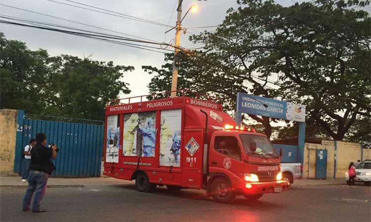 Ministerio de Salud Pública, Guayaquil, Bomberos, ECU911
