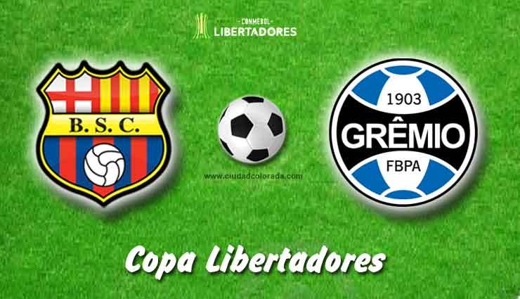 Barcelona vs. Gremio