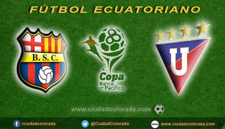 Barcelona, Liga de Quito