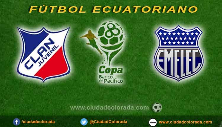 Clan Juvenil vs Emelec
