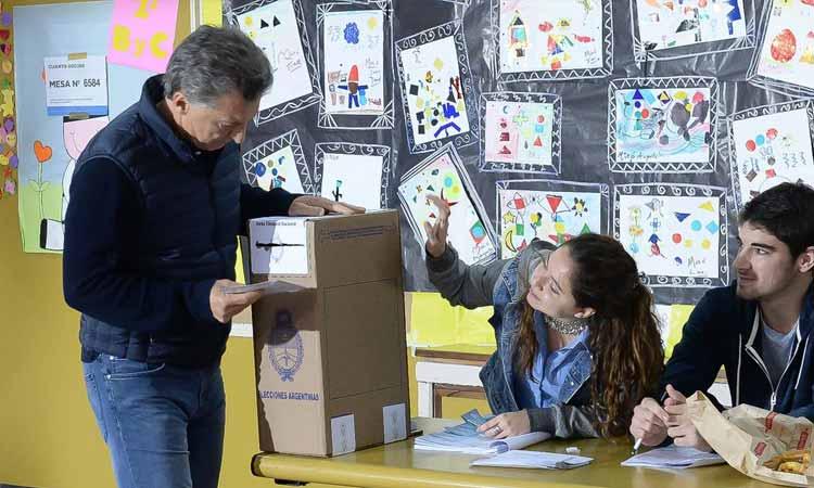 macri. eleciones